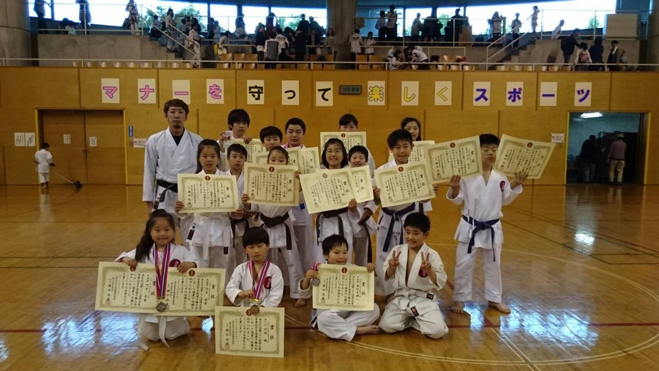 第29回埼玉県糸東会空手道選手権大会