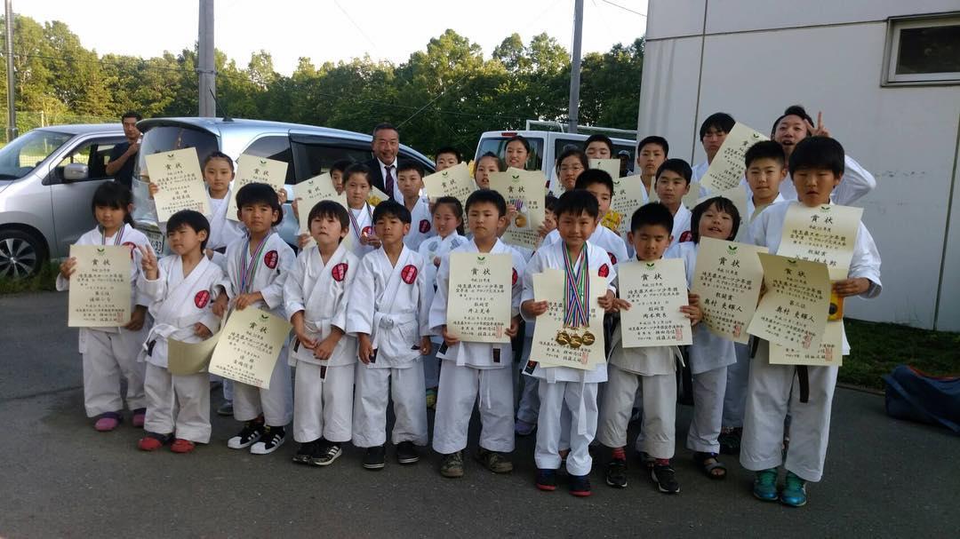 第28回 埼玉県スポーツ少年団 空手道北ブロック交流大会