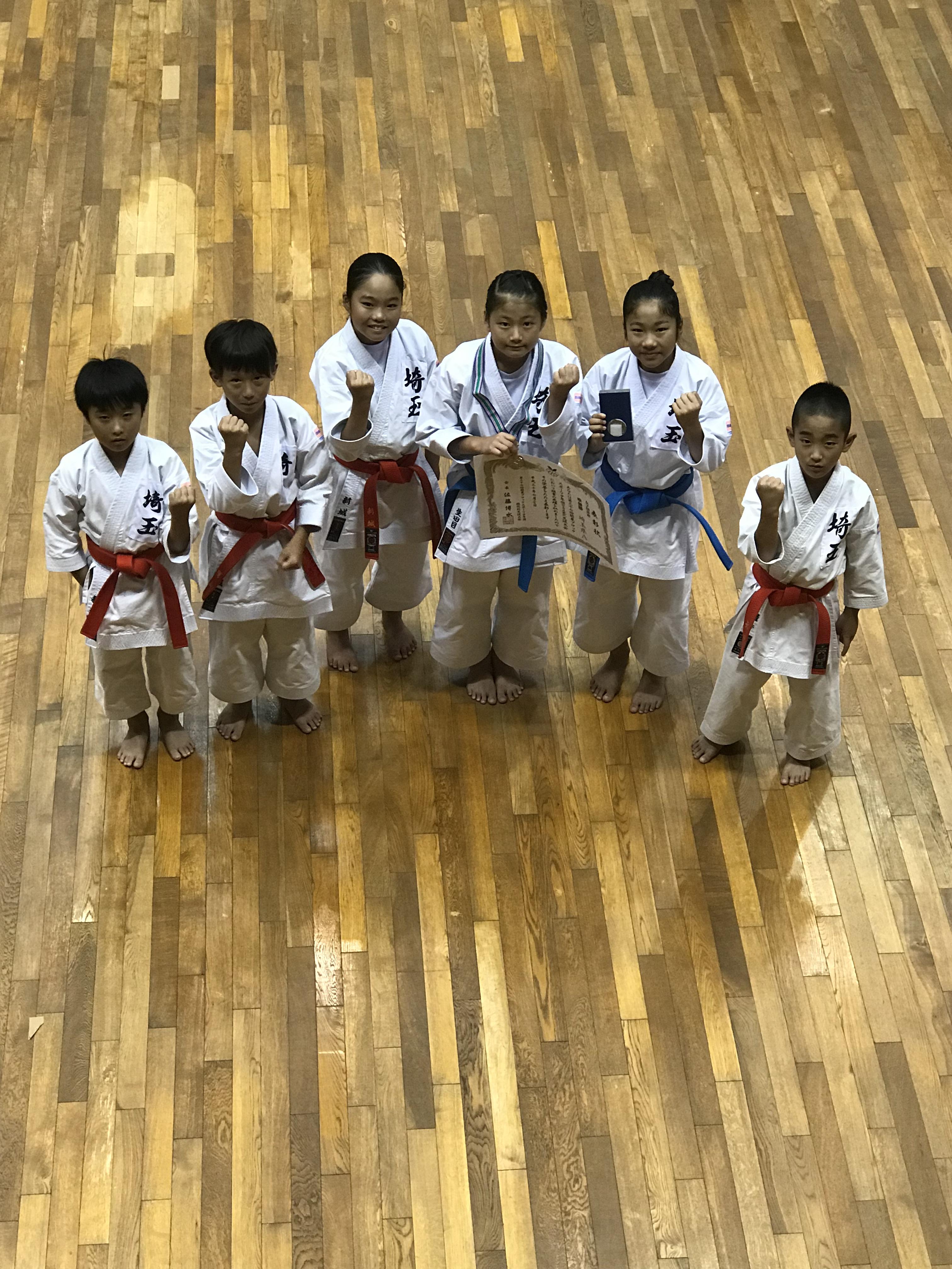 平成30年度 スポーツ少年団関東ブロック空手道競技交流大会