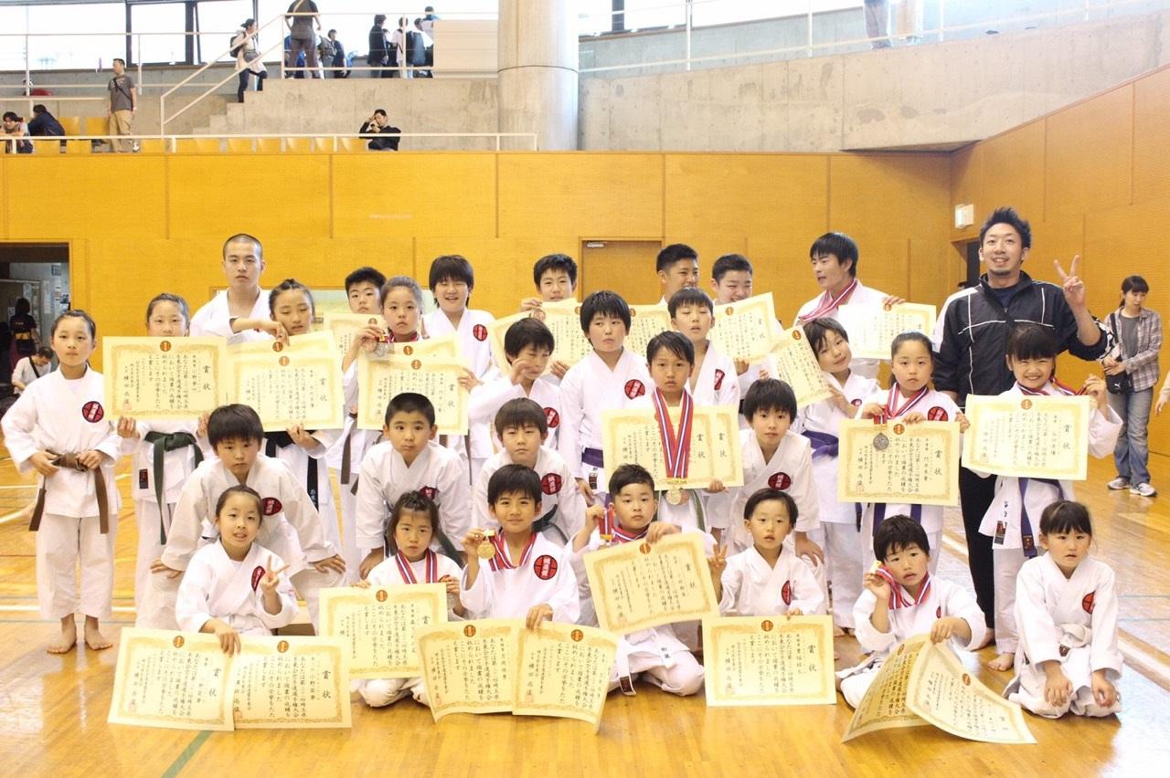 第31回 埼玉県糸東会空手道選手権大会