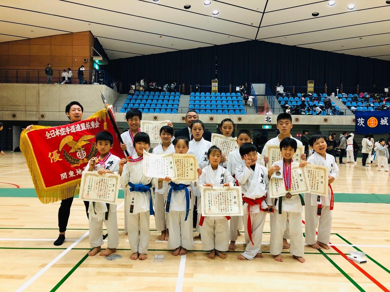第26回 空手道 糸東会関東選手権大会